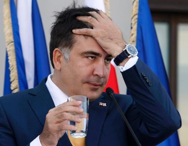 Саакашвили обвинили в посягательстве на территориальную целостность Украины