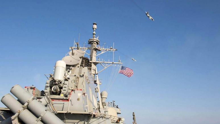 Daily Mail: российская глушилка задела гордость американского флота