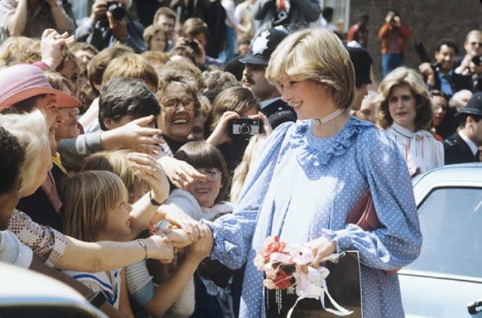 Принцесса Диана активно занималась благотворительностью | Фото: pravmir.ru