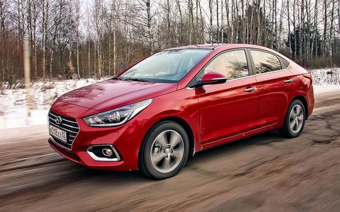 Новый Hyundai Solaris: объявлены официальные цены