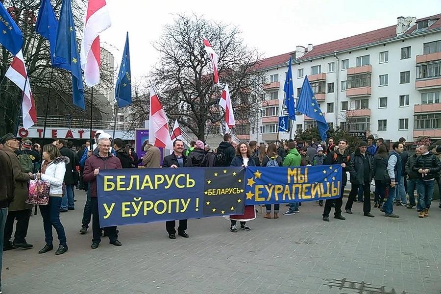 «Белорусские земли были захв…