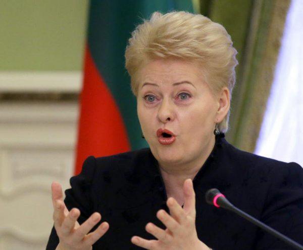 Родина-мать зовет: литовцы, вернитесь!
