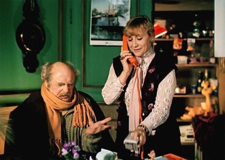 Ищите женщину. Лучшие цитаты советского кино