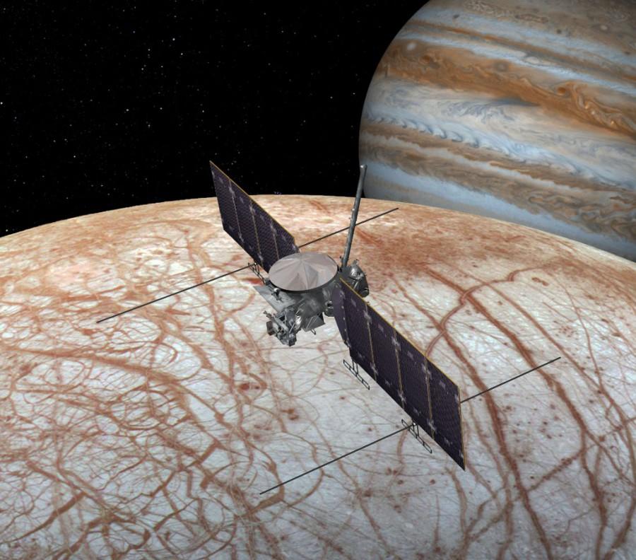 NASA дала зеленый свет миссии Europa Clipper