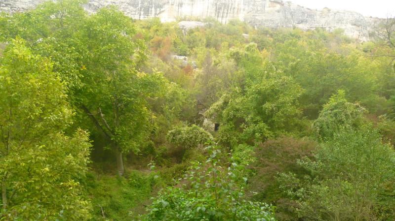 Возвращаемся город Чуфут-Кале, крым, пещерный город, пещерный город Чуфут-Кале