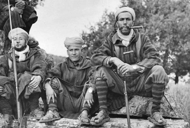 Марокканский корпус: самые жестокие бойцы Второй мировой