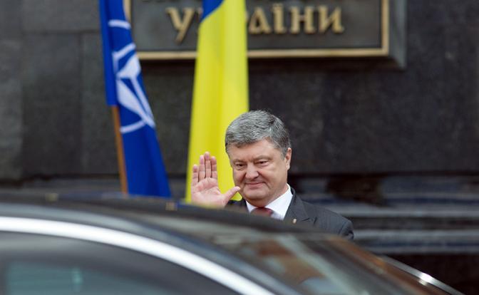 У Порошенко есть шанс вступить в НАТО