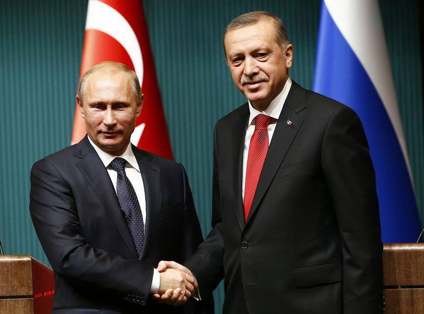 """Турция поможет России """"войти"""" в НАТО"""