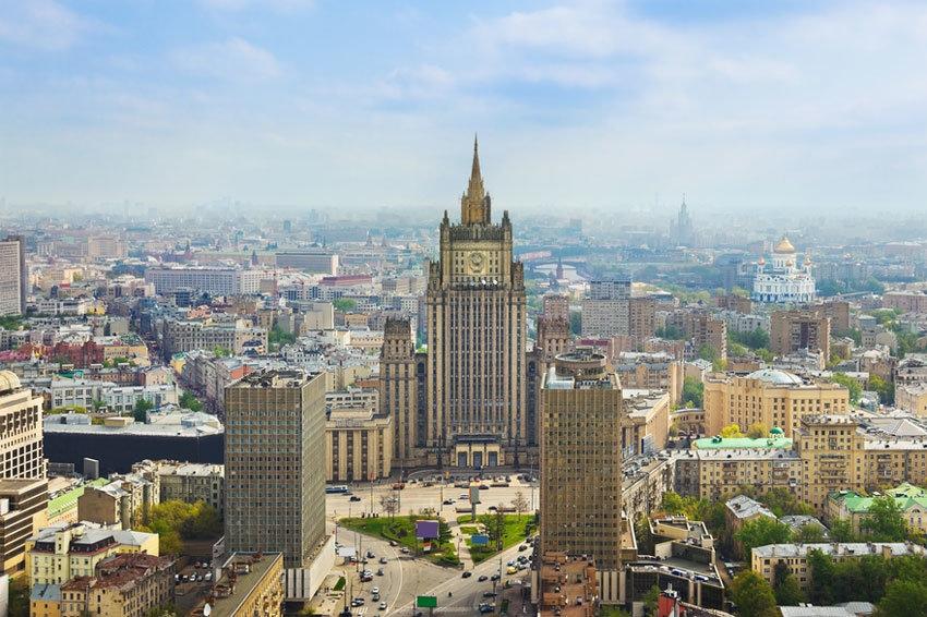 Симметричный ответ: Россия готова уволить эстонского консула