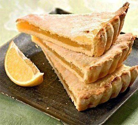 Не могу удержаться от соблазна приготовить этот лимонный пирог!