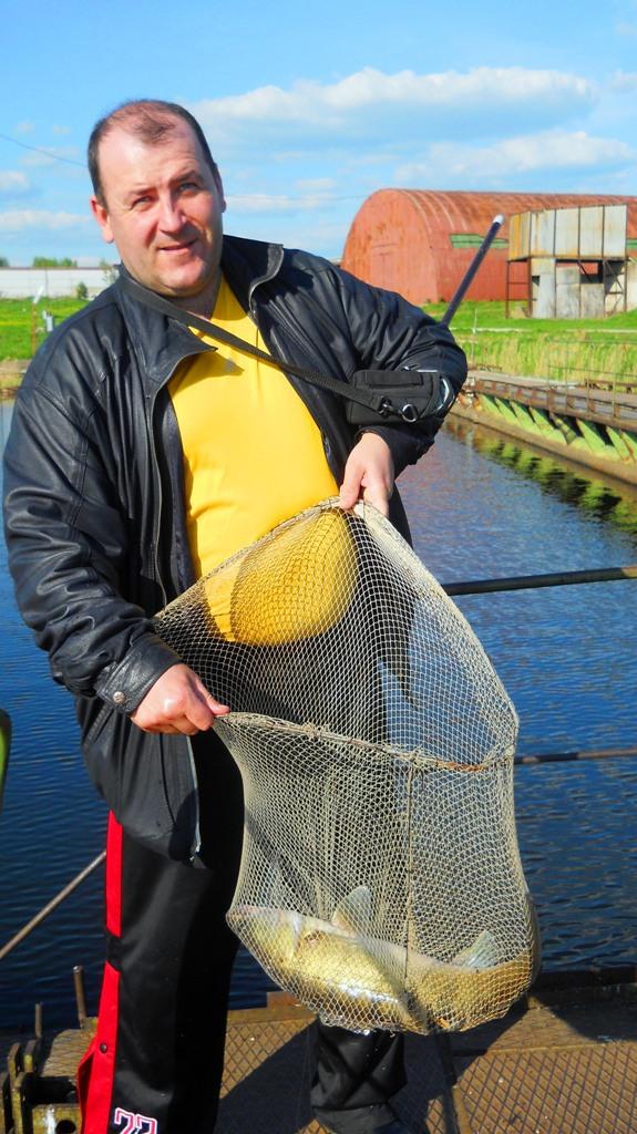 первые рыболовные сайты