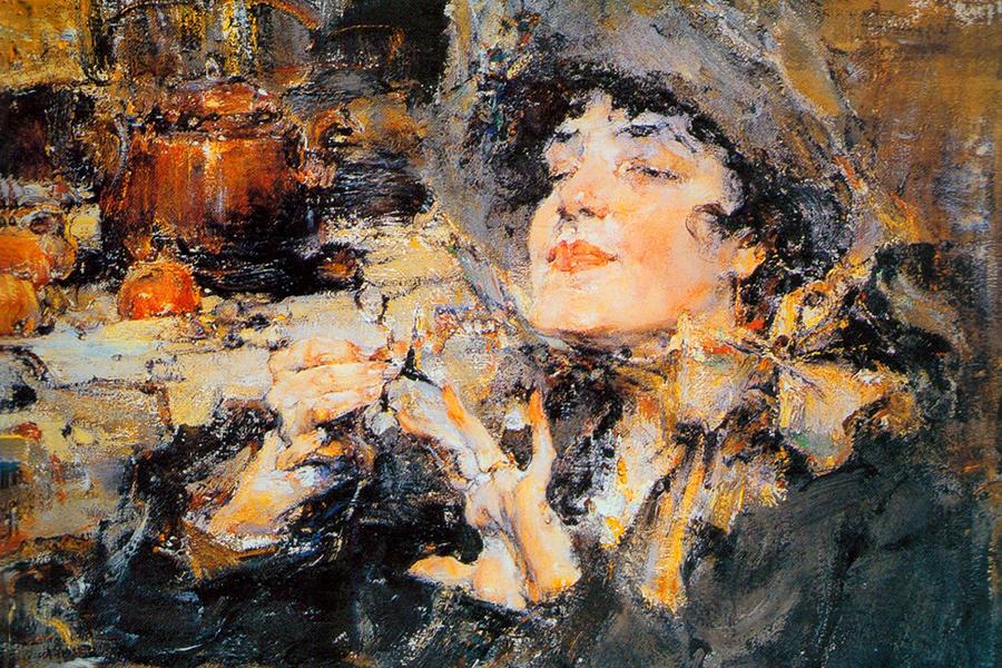 Николай Фешин: художник двух континентов, фото № 1