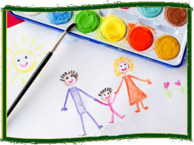 Ребенок рисует семью: как ан…