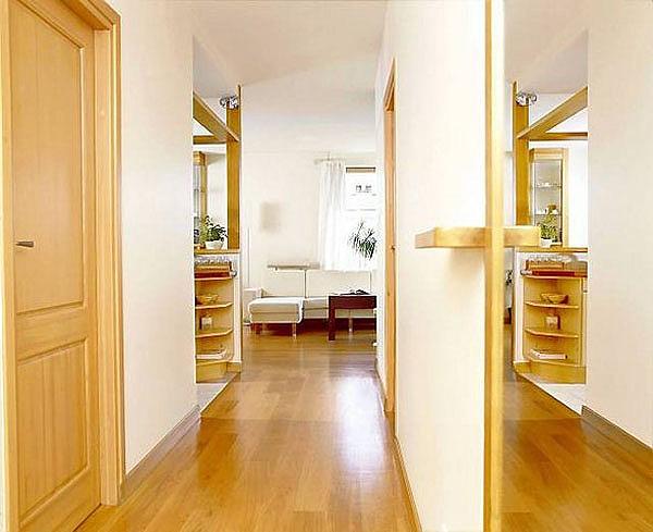 Дизайн узкого коридора в ква…