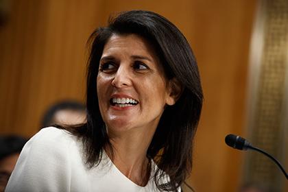 Потенциальный представитель США при ООН раскритиковала Россию