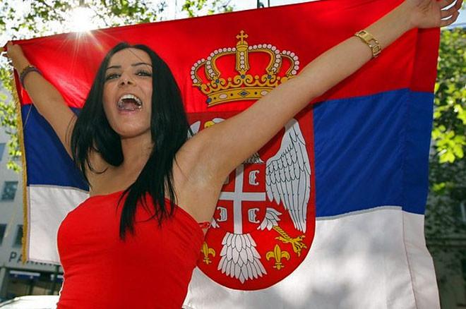 Сербия в мире, девушки, красота, подборка, стандарты