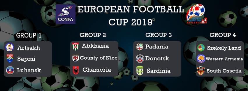 Кубок Европы по футболу среди непризнанных государств