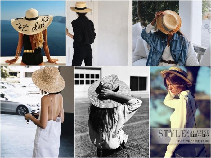 Завершаем летний образ: Модные и стильные головные уборы