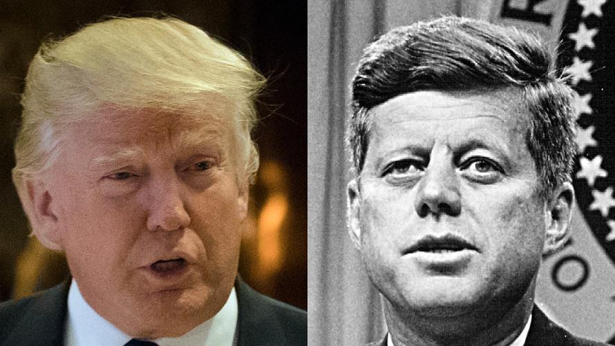 Ожидает ли Трампа судьба Кеннеди?