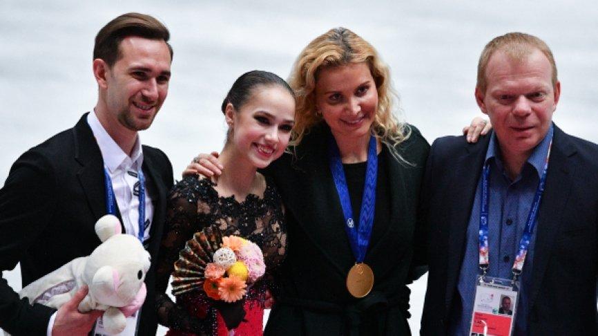 Сборная России выиграла меда…