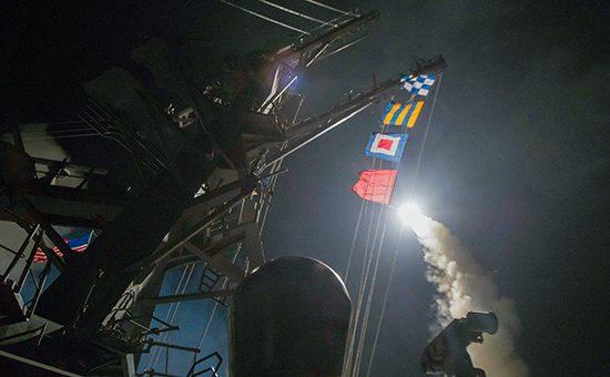 США нанесли ракетный удар по…