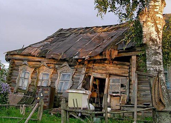 Большевики - могильщики Русской Деревни