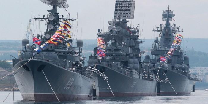 Путин поставил цель создать второй в мире флот