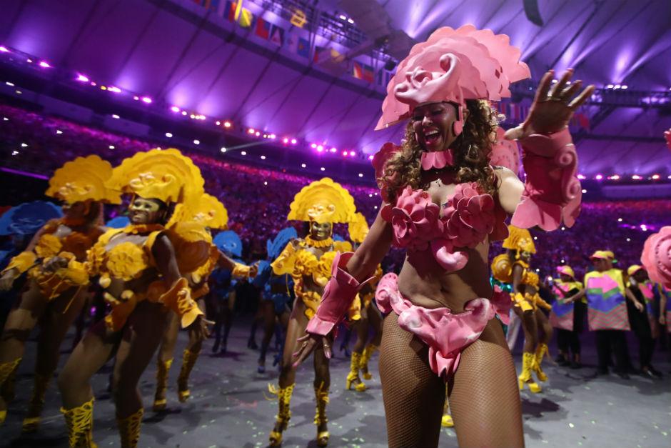 Жизель Бюндхен стала талисманом Олимпиады в Рио