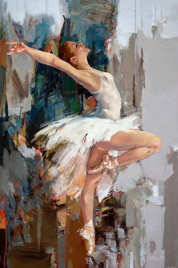 Удивительное абстрактное искусство. Художник Mahnoor Shah