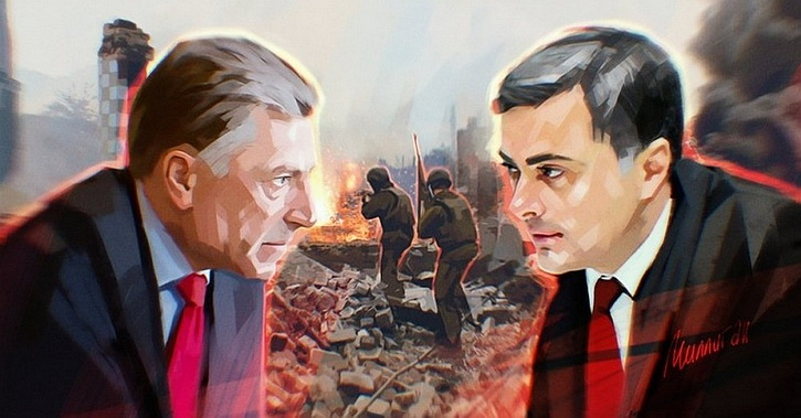 Сурков и Волкер готовятся к жестким переговорам. Донбасс уходит