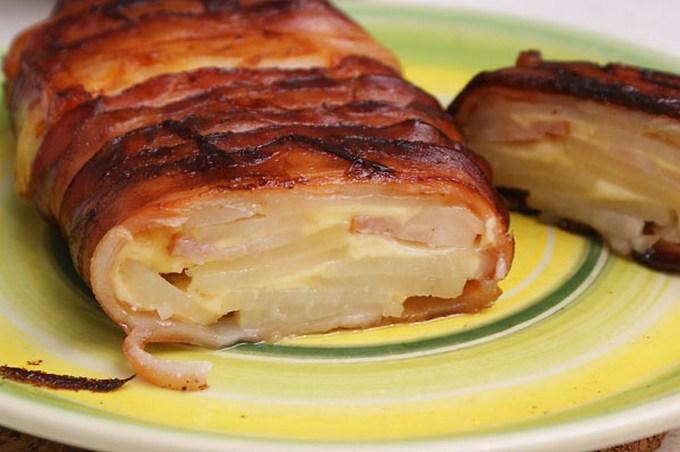 Картофельный мильфей