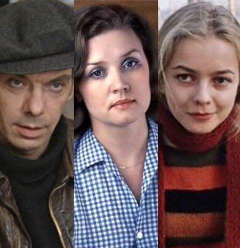 Судьбы актеров культового фильма «Москва слезам не верит».