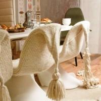 чехлы для стульев на кухню фото 28