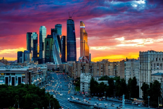 Украинец впервые в Москве: СМИ Незалежной врут - в России классно..