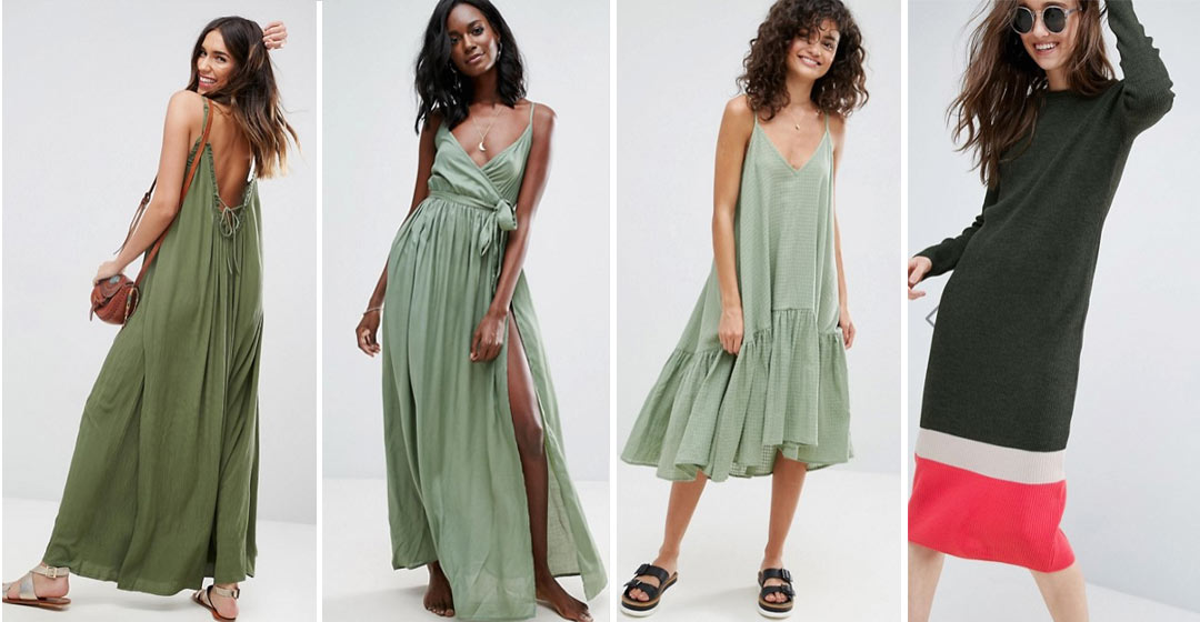 Светло-зеленое/ салатовое платье и полушубок