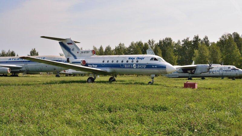 Благодаря чему 420(!) самолетов Як-40 снова смогут летать