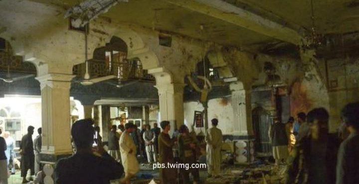 Нападение на мечеть: более 20 убитых и 30 раненых