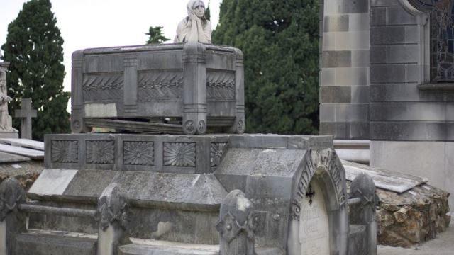 Город мёртвых в центре Европы