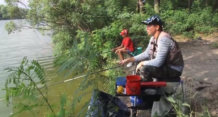 рыбалка на спиннинг на кубани