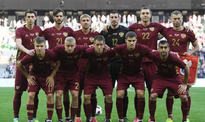 Сборная России опустится ниже узбекской команды в новом рейтинге ФИФА