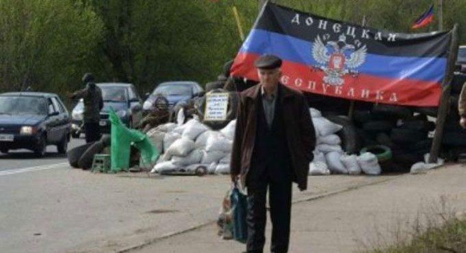 Блокада спровоцировала поток переселенцев в ДНР