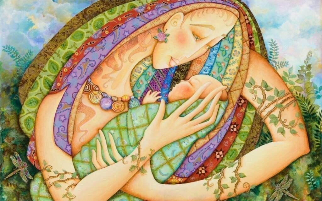 Материнская магия.