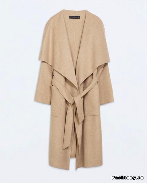 Шьём простое, но красивое и удобное пальто