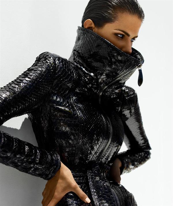 Изабели Фонтана  в фотосессии Сольве Сундсбо  (2007).