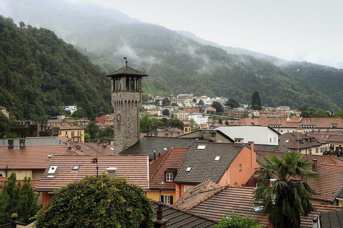Беллинцона: старинный швейцарский город трех зáмков