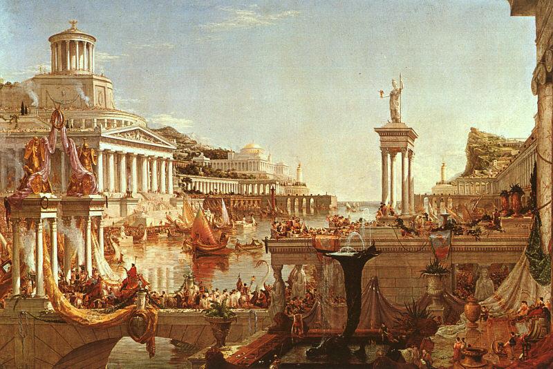 Альтернативная история, в которой Рим не принял христианство — Владимир Бровин рассказывает о собственной книге