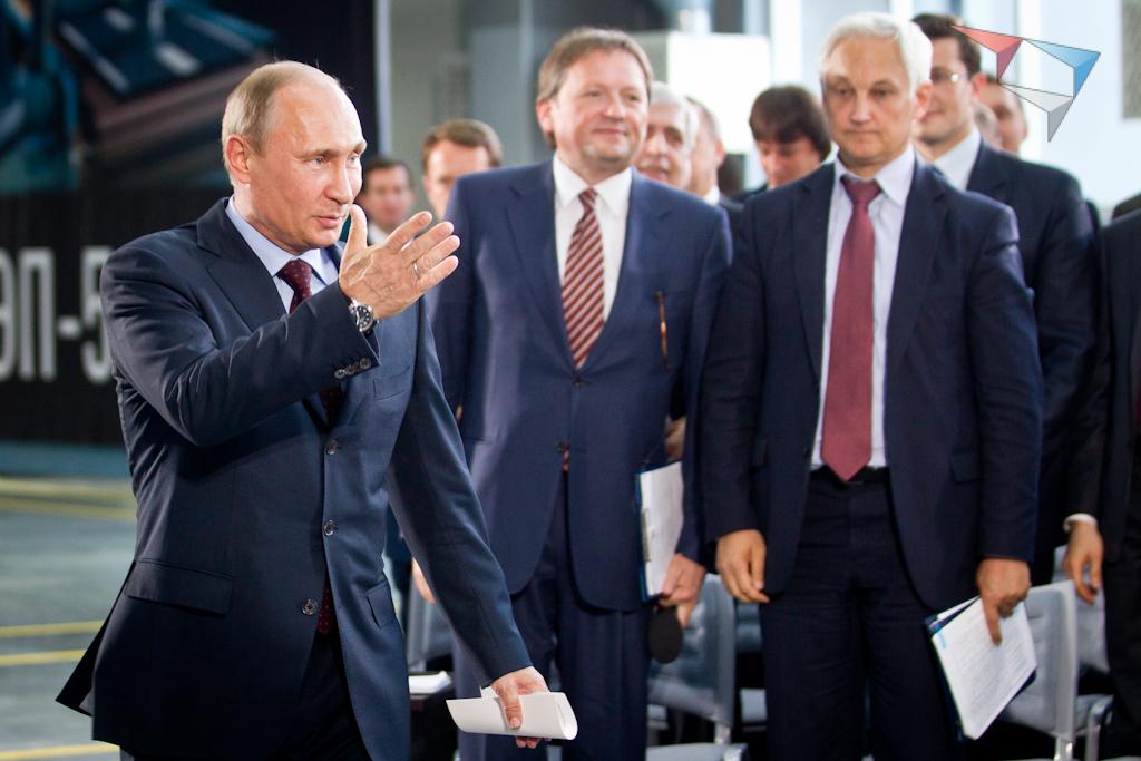 Путин рассказал, как поддерживают предпринимателей в России