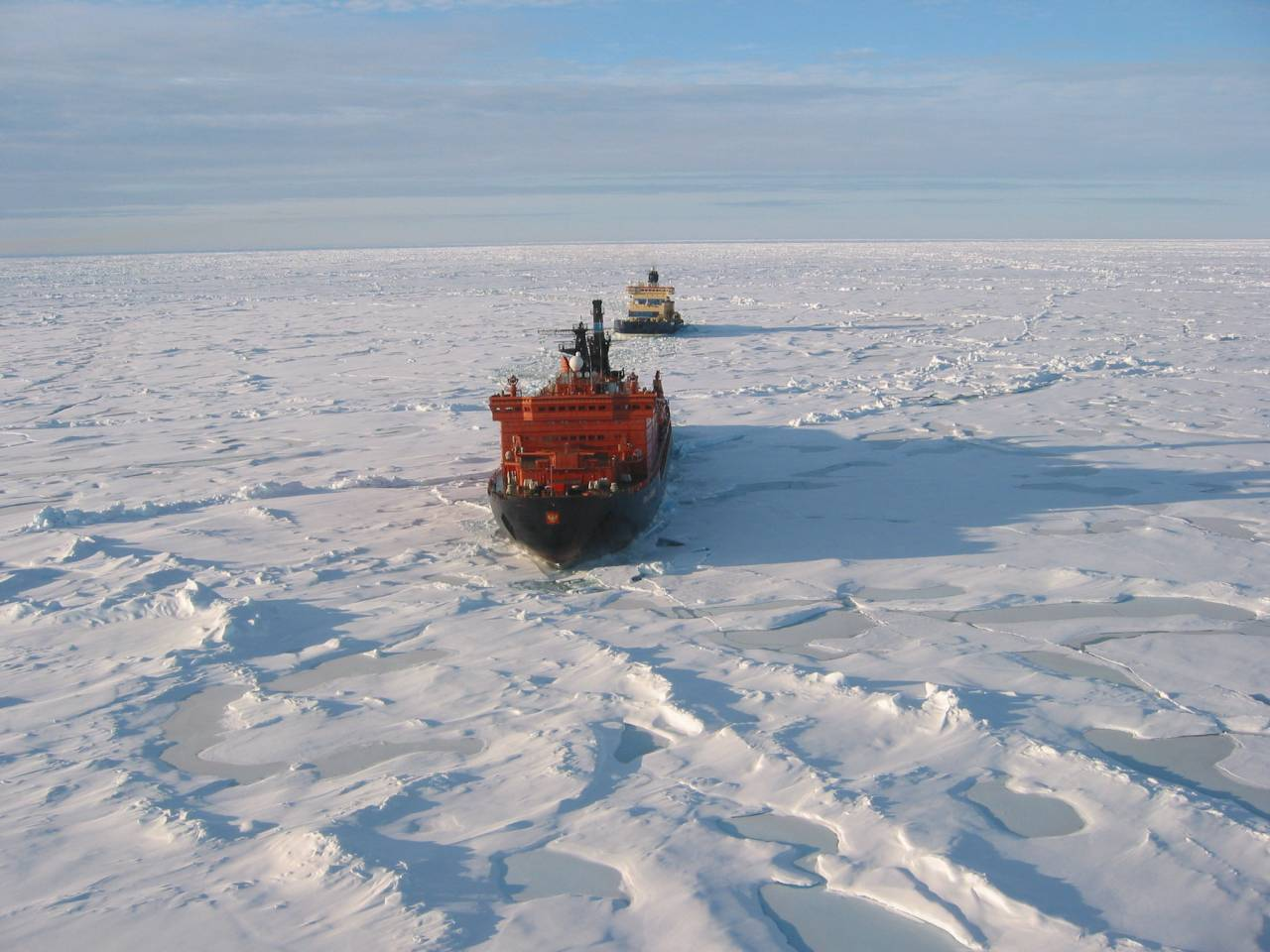 Главное богатство Арктики