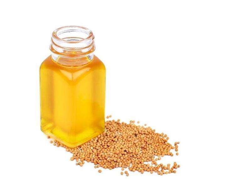 Горчичное масло для антицеллюлитной ванны
