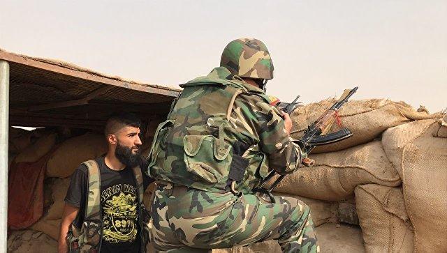 Новости Сирии. Сегодня 21 сентября 2017